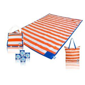 Palm Beach Picnic Blanket - NEW
